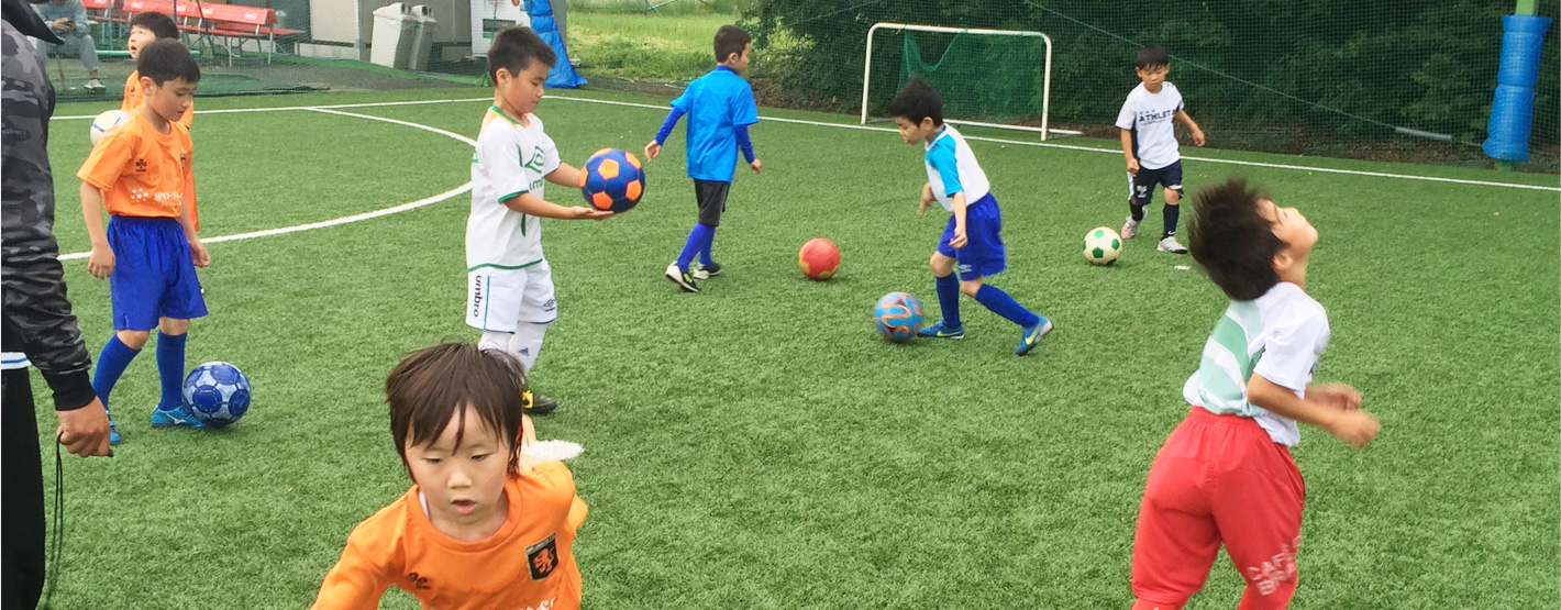 ジュニアサッカースクール